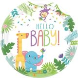 Assiettes à repas Hello Baby de Fisher-Price, paq. 8 | Amscannull