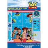 Toy Story 4 Scene Setter with Photo Booth Props | Disneynull