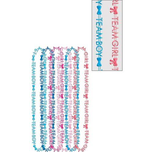 Colliers en perles «Team Boy» et «Team Girl», paq. 10 Image de l'article