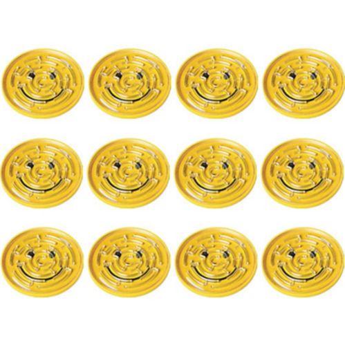 Casse-têtes labyrinthes Smiley, paq. 12 Image de l'article