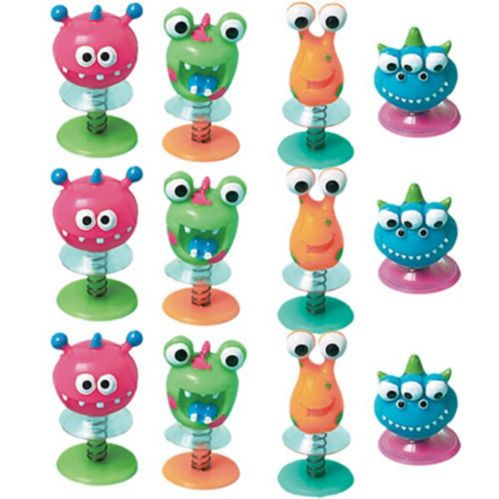 Creature Pop-Ups, 12-pc