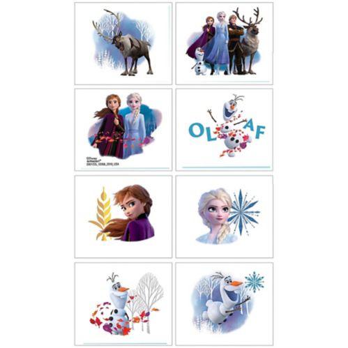 Disney Frozen 2 Tattoos, 8-pc