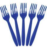 Plastic Forks, 20-pk | Amscannull