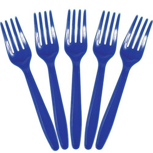 Plastic Forks, 20-pk