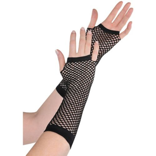Longs gants en filet de luxe Image de l'article