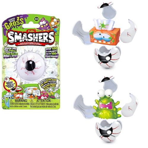 Gross Smashers Series 2 Mystery Pack