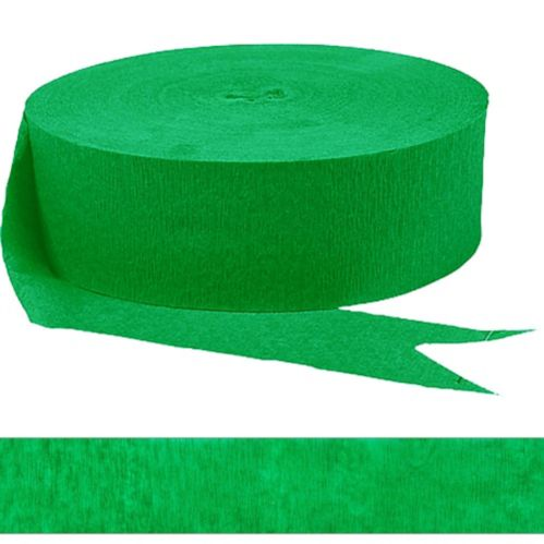 Serpentin vert festif Image de l'article