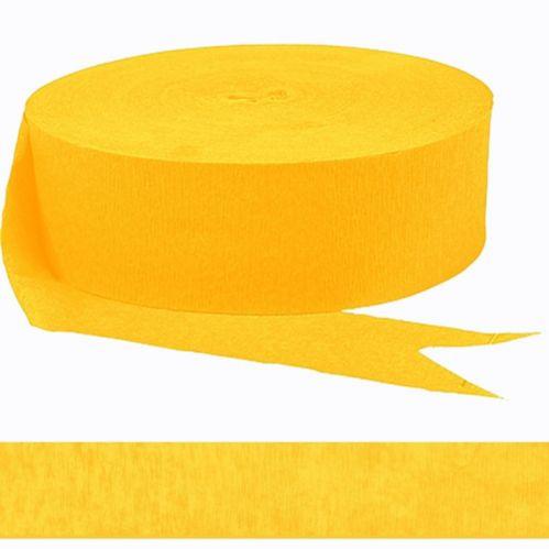 Sunshine Yellow Streamer Product image