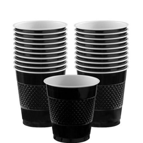 Gobelets en plastique, 12 oz, paq. 20 Image de l'article