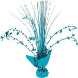 Caribbean Blue Spray Centrepiece