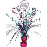 Pastel Birthday Spray Centerpiece