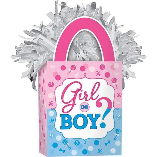 Gender Reveal Balloon Weight