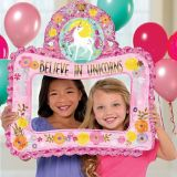 Inflatable Magical Unicorn Frame