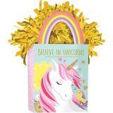 Magical Unicorn Balloon Weight | Amscannull