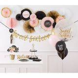 Sweet 16 Balloons, 15-pk | Amscannull