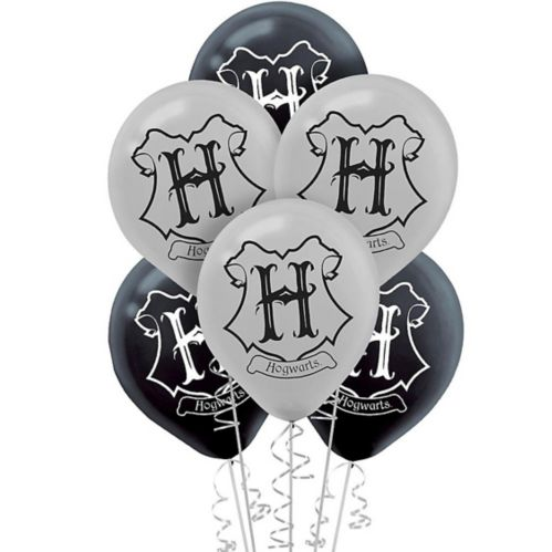 Ballons Harry Potter, paq. 6