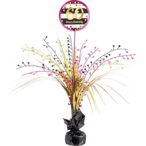 60th Birthday Spray Centerpiece Product image