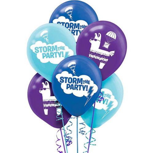 Battle Royal Balloons, 6-pk