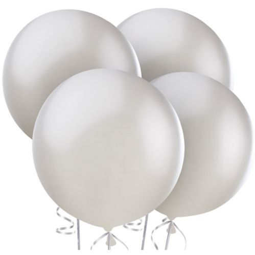 Ballons perles, paq. 4