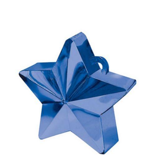Poids à ballons Étoile, bleu Image de l'article