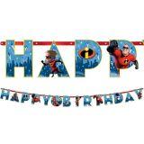 Incredibles 2 Birthday Banner Kit | Disneynull