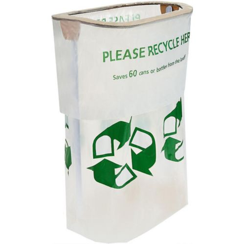 Party Recycling Pop-Up Trash Bin