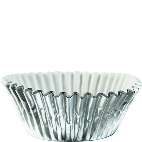 Silver Baking Cups, 24-ct Product image