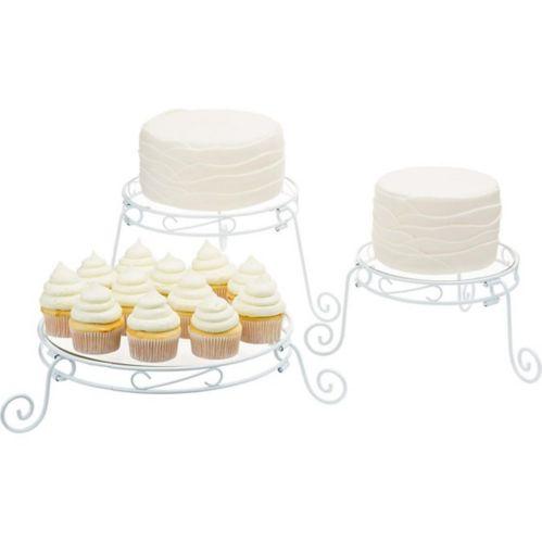 Adjustable Cake Stand Set, 15-pc Product image