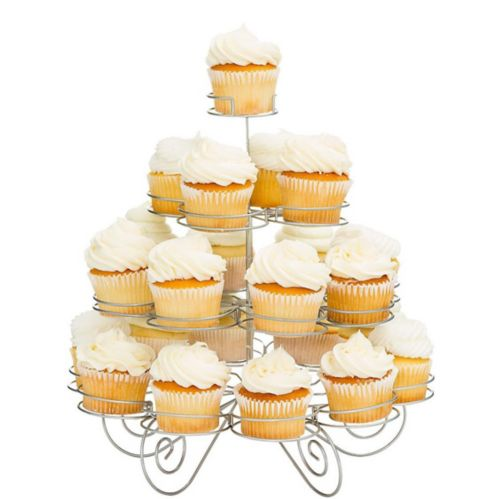 4-Tier Cupcake Wire Stand Product image