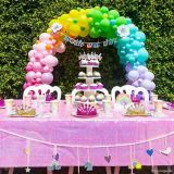 Magical Rainbow Cupcake Kit for 24 | Amscannull