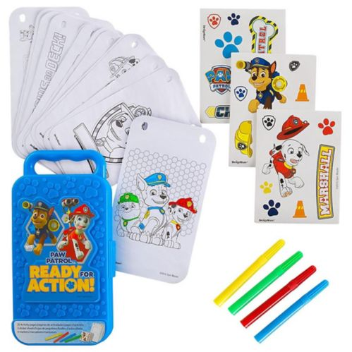 PAW Patrol Sticker Activity Box