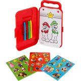 Boîte d'activités avec autocollants Super Mario | Nintendonull