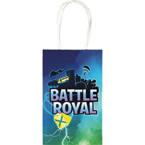 Battle Royal Kraft Bags, 8-pk