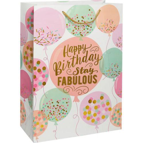 Sac-cadeau d'anniversaire Fabulous