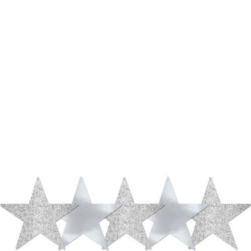 Mini découpes en forme d'étoile, paq. 5