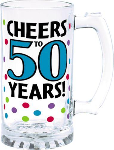 50th Birthday Tankard Product image