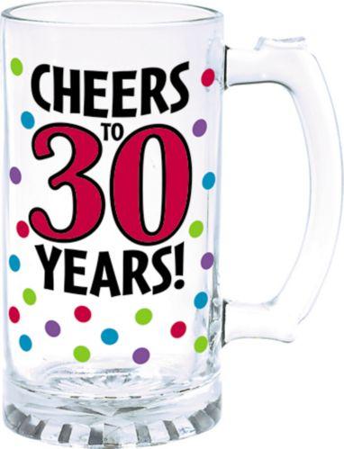 Chope 30e anniversaire Image de l'article