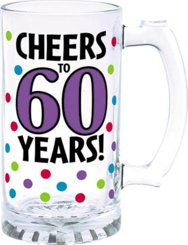 Chope 60e anniversaire Image de l'article