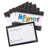 Happy Retirement Celebration Advice Cards, 24-pk