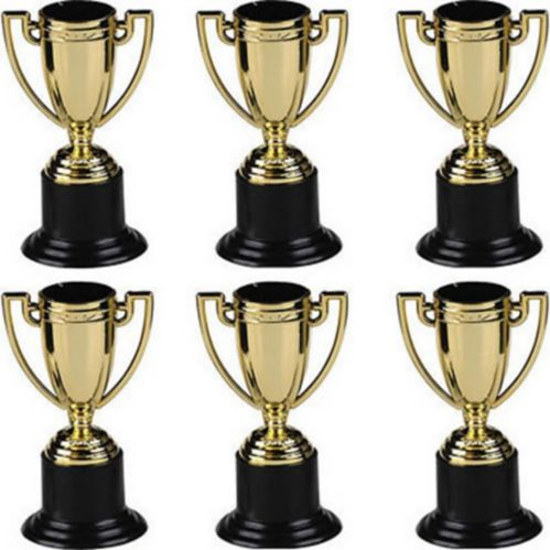 Award Trophies, 6-pk Product image