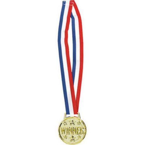Médaille géante
