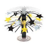Metallic Stars Cascade Centerpiece
