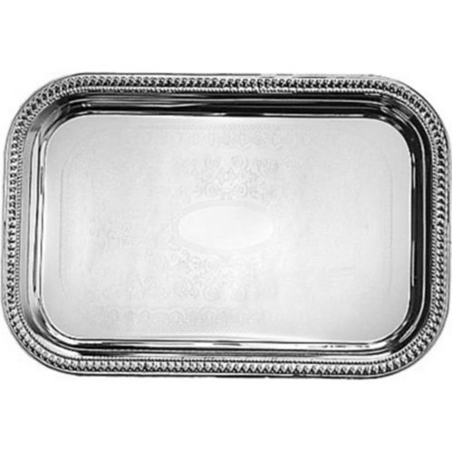 Chrome Rectangular Platter Product image