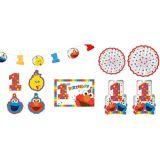 Sesame Street Elmo 1st Birthday Room Decorating Kit, 10-pc | Sesame Streetnull