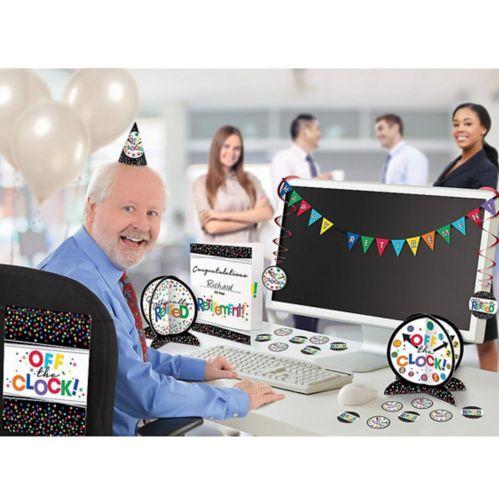 Retirement Office Decorating Kit, 29-pc