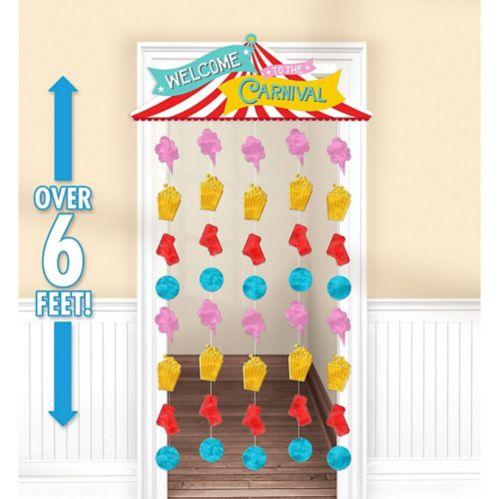 Carnival Doorway Curtain