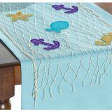 Wishful Mermaid Table Runner Decorating Kit, 13-pc | Amscannull