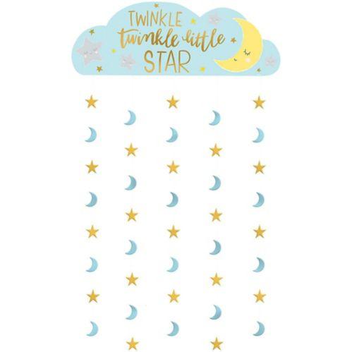 Twinkle Twinkle Little Star Photo Booth Backdrop