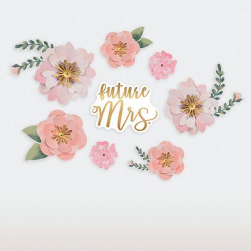 Découpes florales Mint to Be, paq. 8