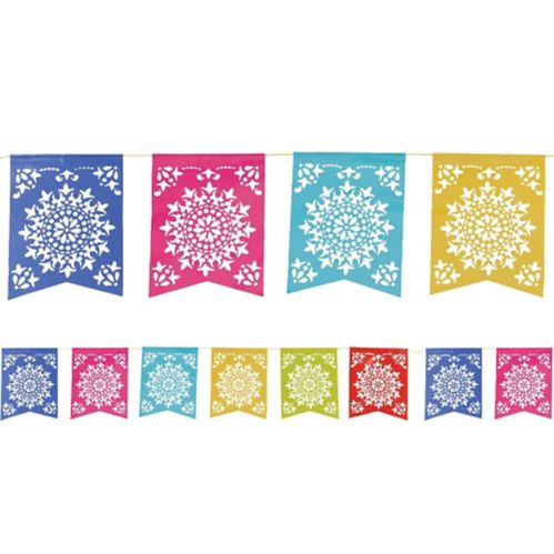 Bannière à fanions Del Sol